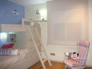 Habitación infantil:  de estilo  de Judith interiors