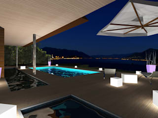 Houses by STUDIO RANDETTI - PROGETTAZIONE E DESIGN, Modern