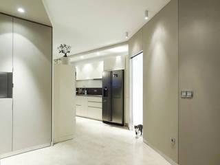 Appartement traversant Cuisine moderne par Agence LVH Moderne