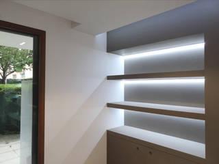 Appartement Villeurbanne Salon moderne par Agence LVH Moderne