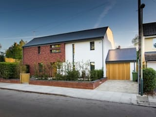 Cheltenham Passivhaus:  Houses by Seymour-Smith Architects