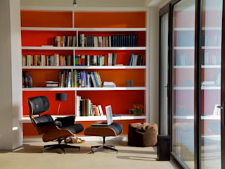 Underhill House PPS7 Modern Study Room and Home Office by Seymour-Smith Architects Modern