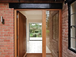Paddock End Oleh Seymour-Smith Architects Country