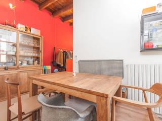 Casas de estilo  por studio matteo fieni, Industrial