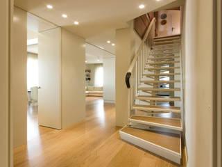 OPEN PROJECT Corridor, hallway & stairs