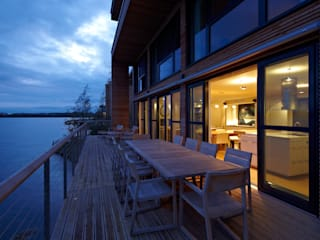 Lakes By Yoo 1 Balcone, Veranda & Terrazza di Future Light Design