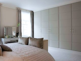 Master Bedroom:   by Siobhan Loates Design Ltd