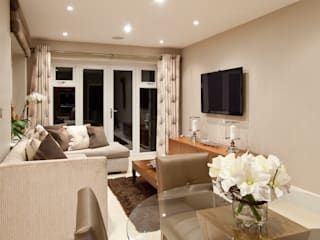 Design in Oxshott:  Houses by Designer Touches Ltd