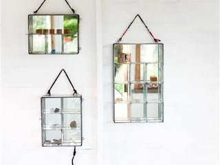 Mirror Boxes: rustic  by Loop the Loop, Rustic