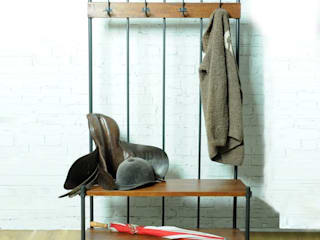 Old School Style Furniture: industrial  by Loop the Loop, Industrial