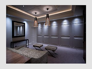 Pont Street Home design ideas by Future Light Design
