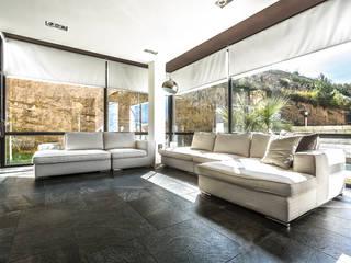 2C House Salas de estilo moderno de Studio 4e Moderno