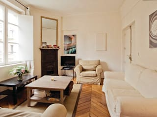 Phòng khách theo Parisdinterieur, Kinh điển