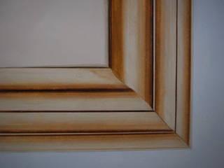 Decorazione soffitti: Case in stile  di RIECOLOGIZZO