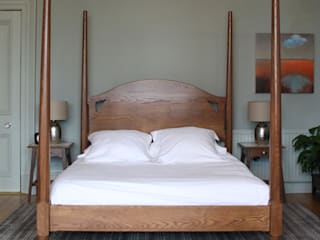 York Four Poster Bed de TurnPost Clásico