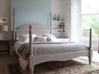 The Calverley Four Poster Bed:   by TurnPost