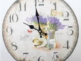 Relojes de pared:  de estilo  de Birdikus