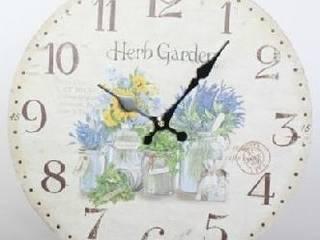 Relojes decorativos de pared:  de estilo  de Birdikus