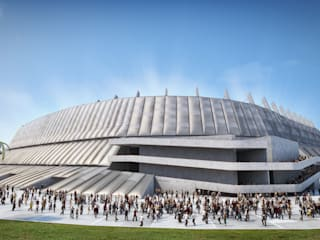 Stadiums by Fernandes,