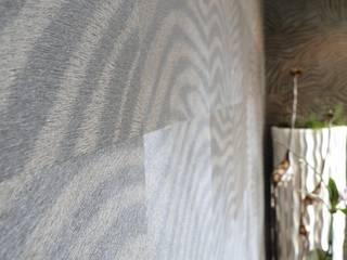 Chantier à Haguenau 67500: Murs de style  par VIOLET DE MARS