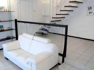 ASCENSO Ingresso, Corridoio & Scale in stile moderno