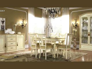 : klassische Wohnzimmer von homify