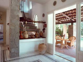 Villa ad Ischia Venezia Tre Finestre & Porte in stile mediterraneo