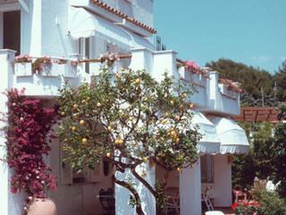 Villa ad Ischia Venezia Tre Case in stile mediterraneo