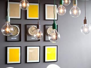 Sabine Oster Architektur & Innenarchitektur (Sabine Oster UG) Espaces de bureaux modernes