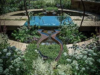 A Cool Garden by Cool Gardens Landscaping