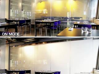 Vidrios de privacidad Restaurantes