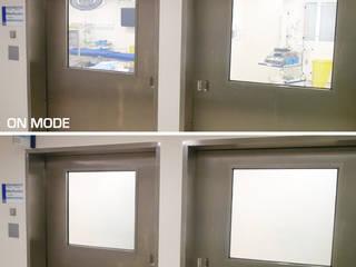 Vidrios de privacidad Hospitales