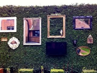 Jardines de estilo  por Cool Gardens Landscaping