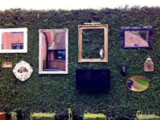 The Gallery Garden Cool Gardens Landscaping Giardino moderno