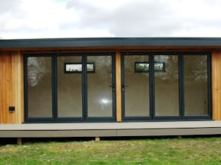 Garden Rooms by eDEN Garden Rooms: modern Garden by eDEN Garden Rooms Ltd