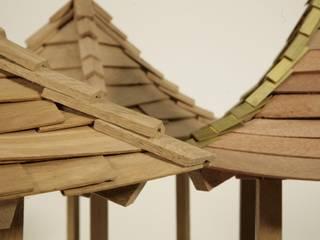 """Vogelfutterhaus """"micha"""" von heydeck tischlermeister objektdesign Asiatisch"""