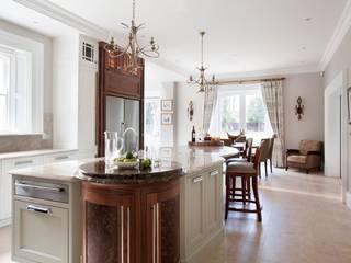 Elegance Klasyczna kuchnia od Designer Kitchen by Morgan Klasyczny