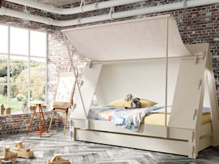 Bedroom by Cuckooland, Modern