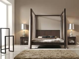 Dormitorio con Dosel Dormitorios de estilo moderno de InterNamaste Moderno