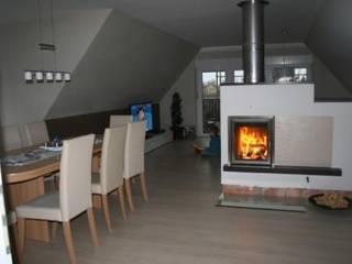 Kachelofen von Masuch GmbH, Kamin- und Ofenbau
