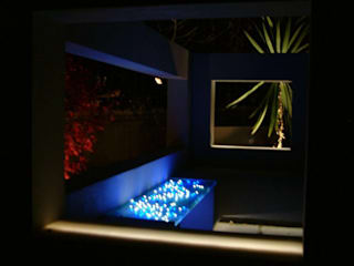Star Light Bench Cool Gardens Landscaping Giardino moderno