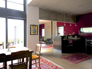 Gartenhofhäuser Audorfstraße 4-8:  Küche von Langheinrich + Manke