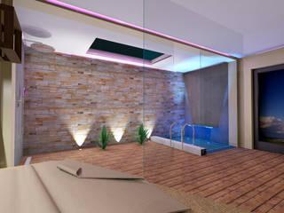 Spa de style  par Sascha Kregeler Badezimmer & Mehr