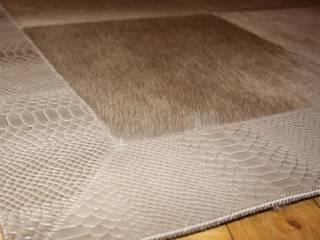 Alfombras de cuero y piel natural de Miyabi casa