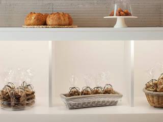 panadería Pa de Sucre:  de estilo  de MIREIA MASDEU STUDIO