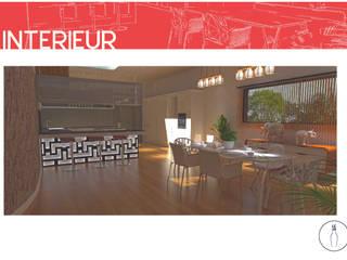 Kitchen by LE LAB Design, Modern