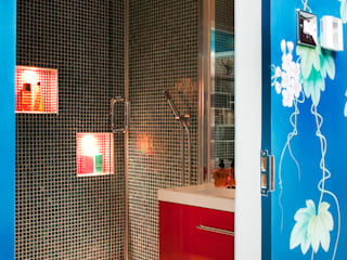 Kensington & Chelsea:  Bathroom by Matteo Bianchi Studio,