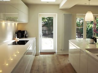 Private Residential Refurbishment, Kent Dapur Modern Oleh STUDIO 9010 Modern
