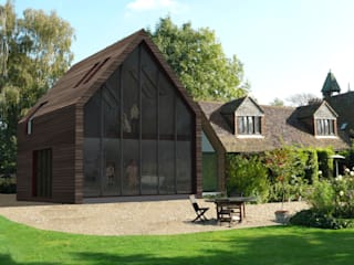 Extension to a Listed House Tenterden Kent Modern houses by STUDIO 9010 Modern