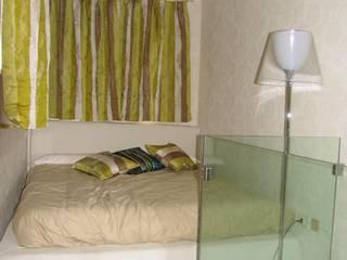 Appartamento in centro Case moderne di Arch. Paolo Bussi Moderno